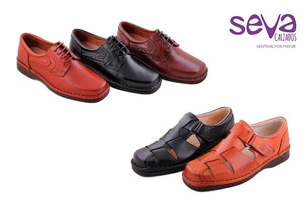 Ofertas Junio de zapatos al por mayor SEVA mayorista calzado