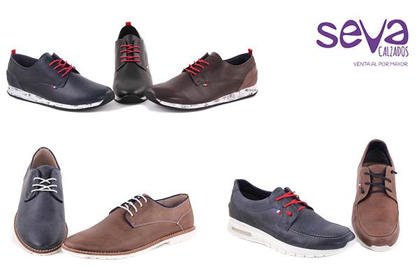 Ofertas Julio de zapatos al por mayor Seva Mayorista calzado ... 1099b3860ec6