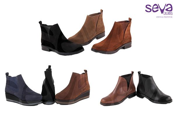 9f76b2ce Novedades otoño Catálogo de zapatos mujer al por mayor online Elche ...