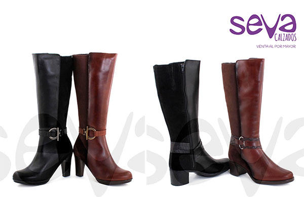 new images of website for discount vast selection XXL Boots wholesale spanish shoes for women Seva Calzados ...