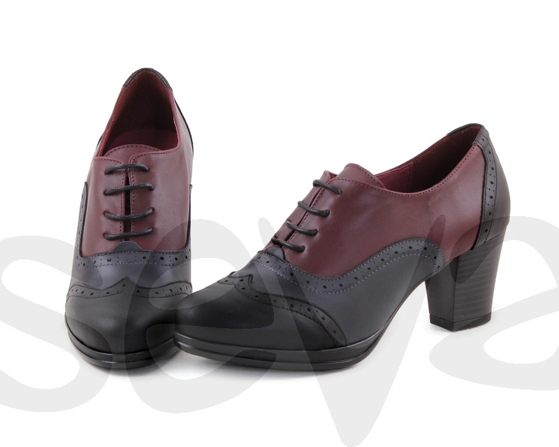 ABRIL              10528 · SHOE WOMAN LEATHER