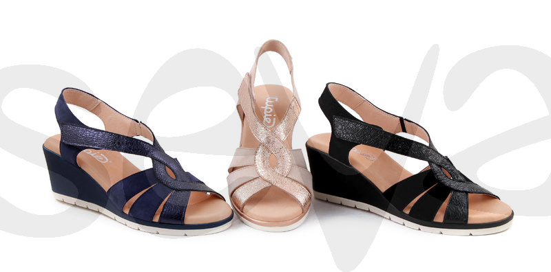 TUPIE              599TP · SANDAL WOMAN LEATHER