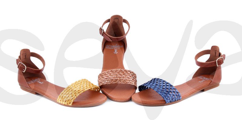 AMELIE ESSENCE              494ES · SANDAL WOMAN LEATHER
