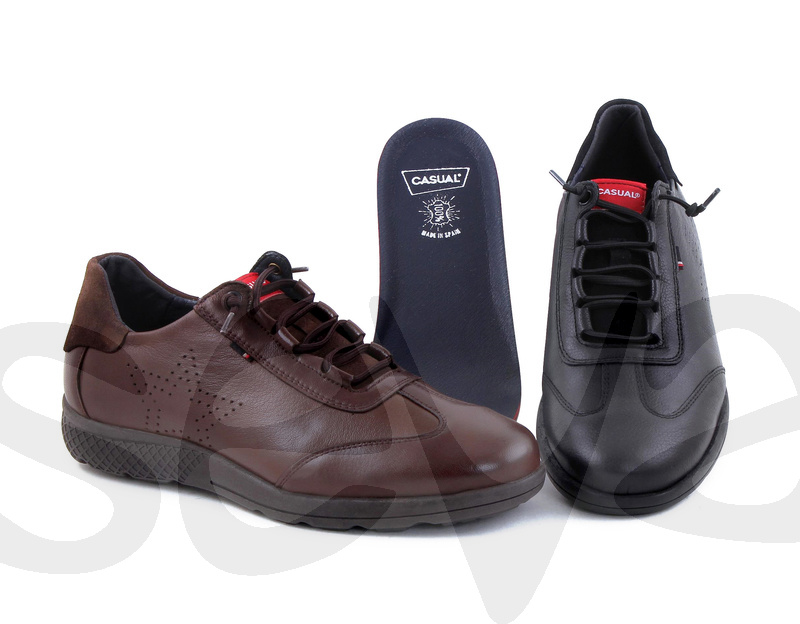 CASUAL              03044CA · SHOE MAN LEATHER