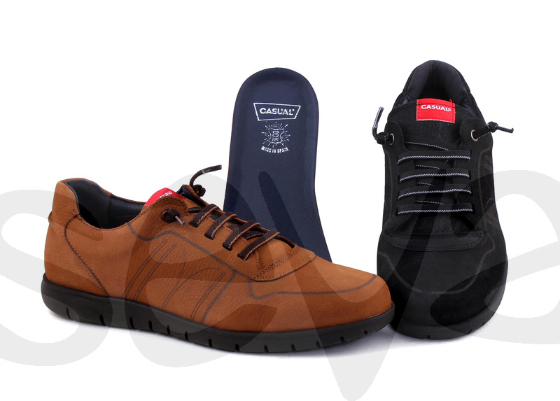 CASUAL              01006CA · SHOE MAN LEATHER