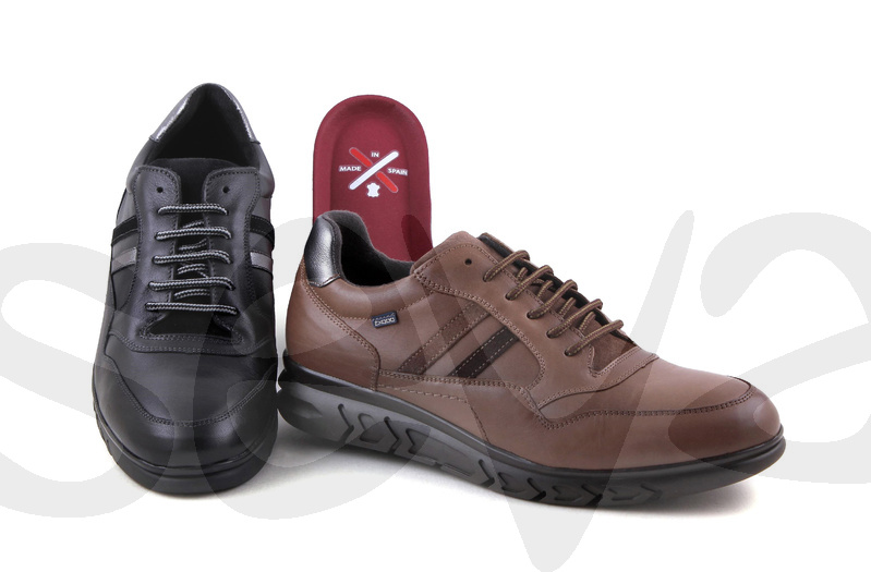 EXODO              EX5573 · SHOE MAN LEATHER
