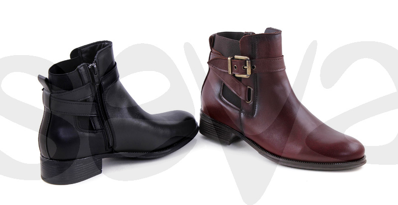 DOS DE DOS              4460DD · ANKLE BOOT WOMAN LEATHER