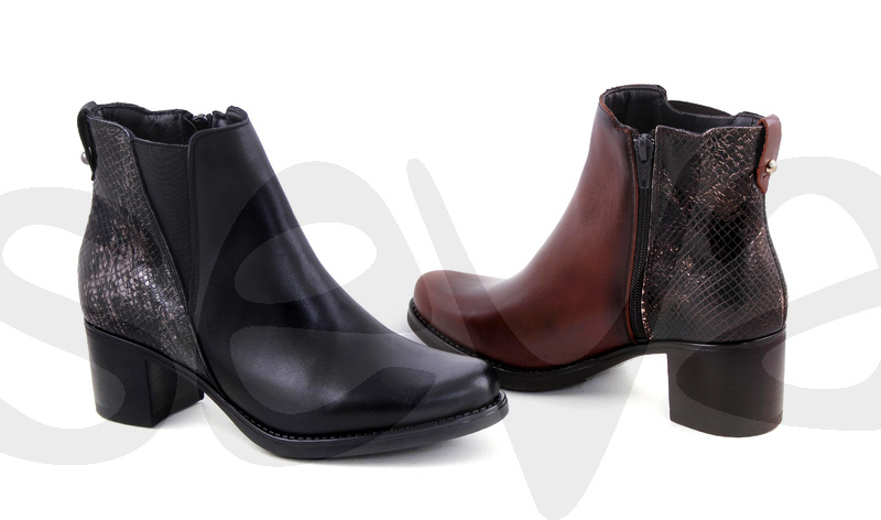 DOS DE DOS              4485DD · ANKLE BOOT WOMAN LEATHER