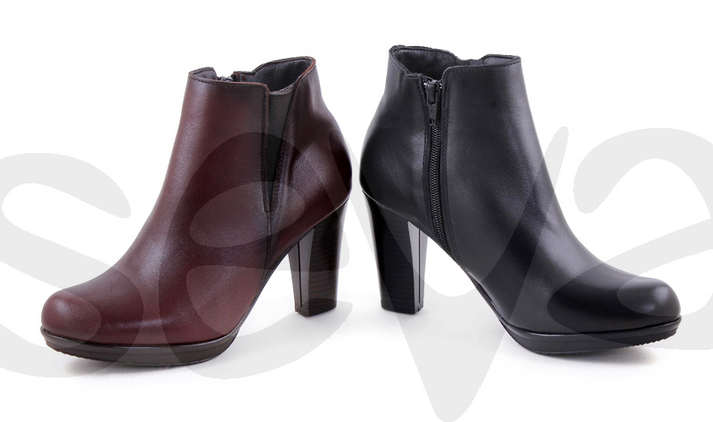 DOS DE DOS              4654DD · ANKLE BOOT WOMAN LEATHER