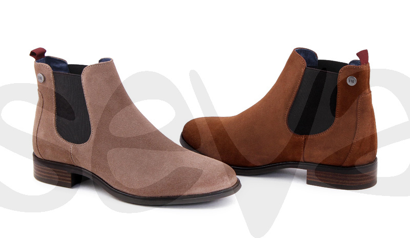 INNOVATION              5041 · ANKLE BOOT WOMAN LEATHER