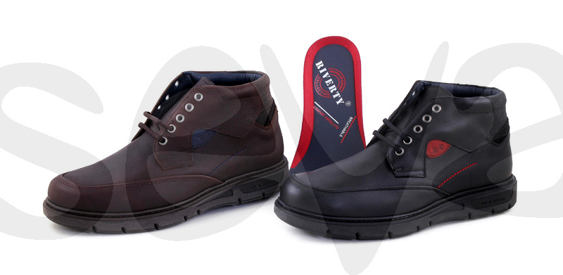 RIVERTY              619RI · ANKLE BOOT MAN LEATHER