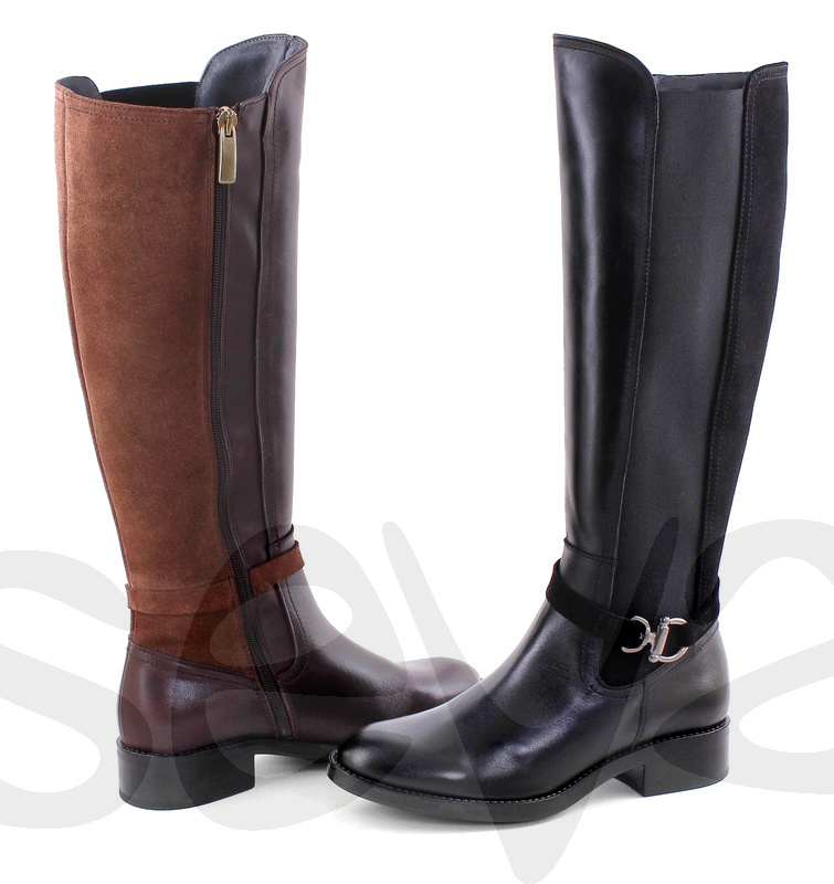 CLASSYCO              104CL · BOOT WOMAN LEATHER