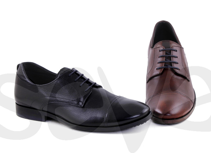 MARTTELY DESIGN              10742MA · SHOE MAN LEATHER