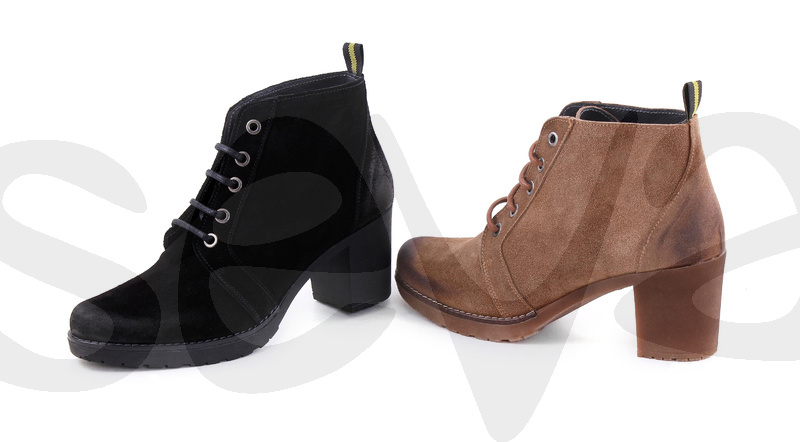 CASUAL              11091 · ANKLE BOOT WOMAN LEATHER