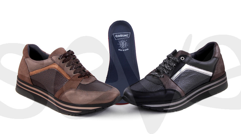 CASUAL              5867CA · SHOE WOMAN LEATHER