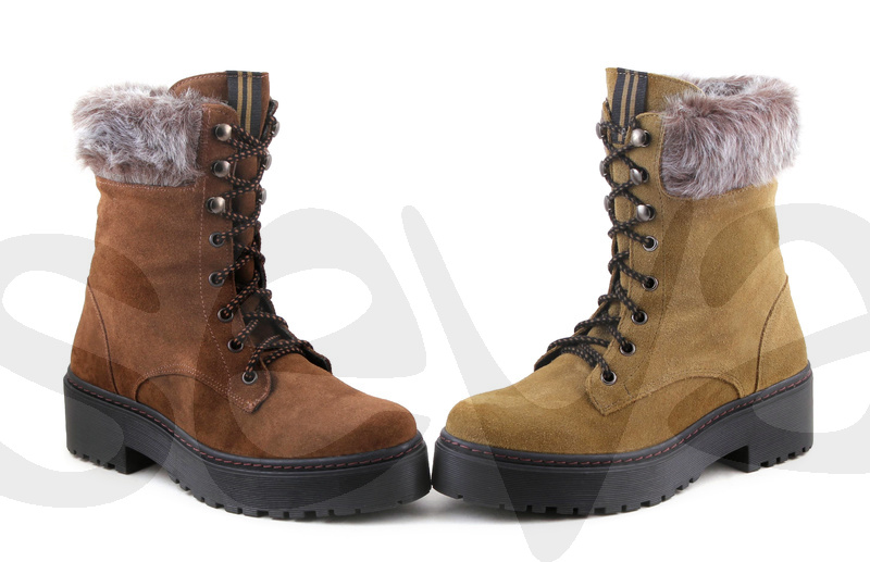 EXODO              990EX · BOOT WOMAN LEATHER