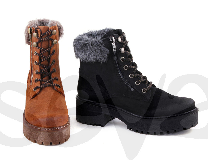 EXODO              1012EX · BOOT WOMAN LEATHER