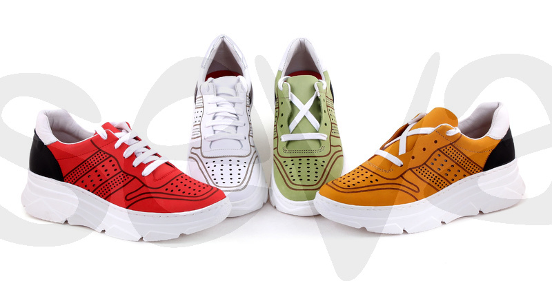CASUAL              051CA · WOMENS SPORTS SHOES