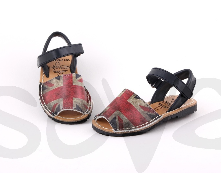 AVARCA MENORQUINA              207ING · CHILD SHOE LEATHER