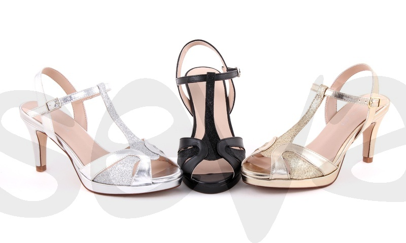 EHYA              1602EN · SANDAL WOMAN LEATHER