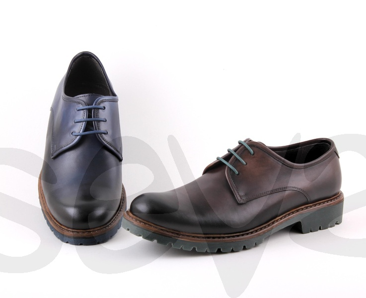 MARTTELY DESIGN              10129 · SHOE MAN LEATHER