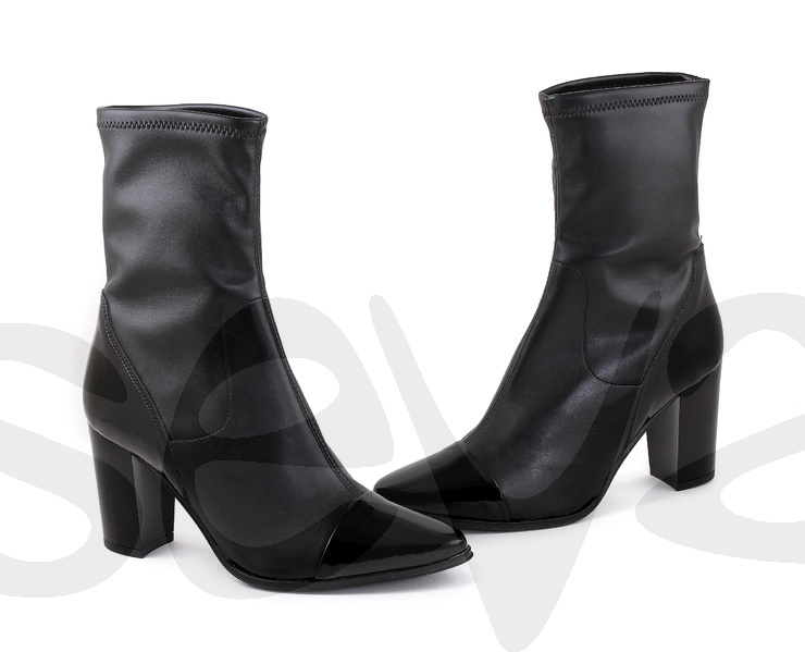 EHYA              G531 · ANKLE BOOT WOMAN LEATHER
