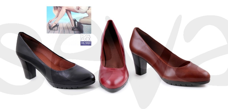 DESIREE              2220W · SHOE WOMAN LEATHER